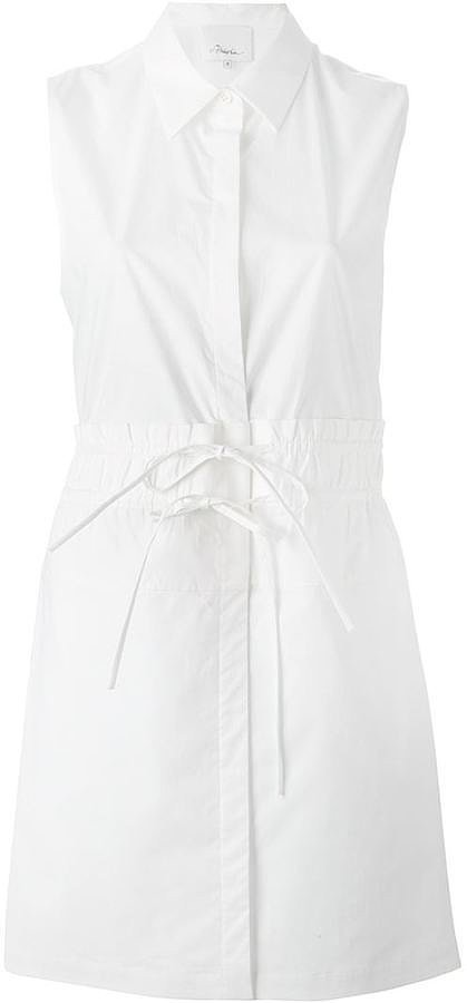 3.1 Phillip Lim Drawstring Shirt Dress ($499)