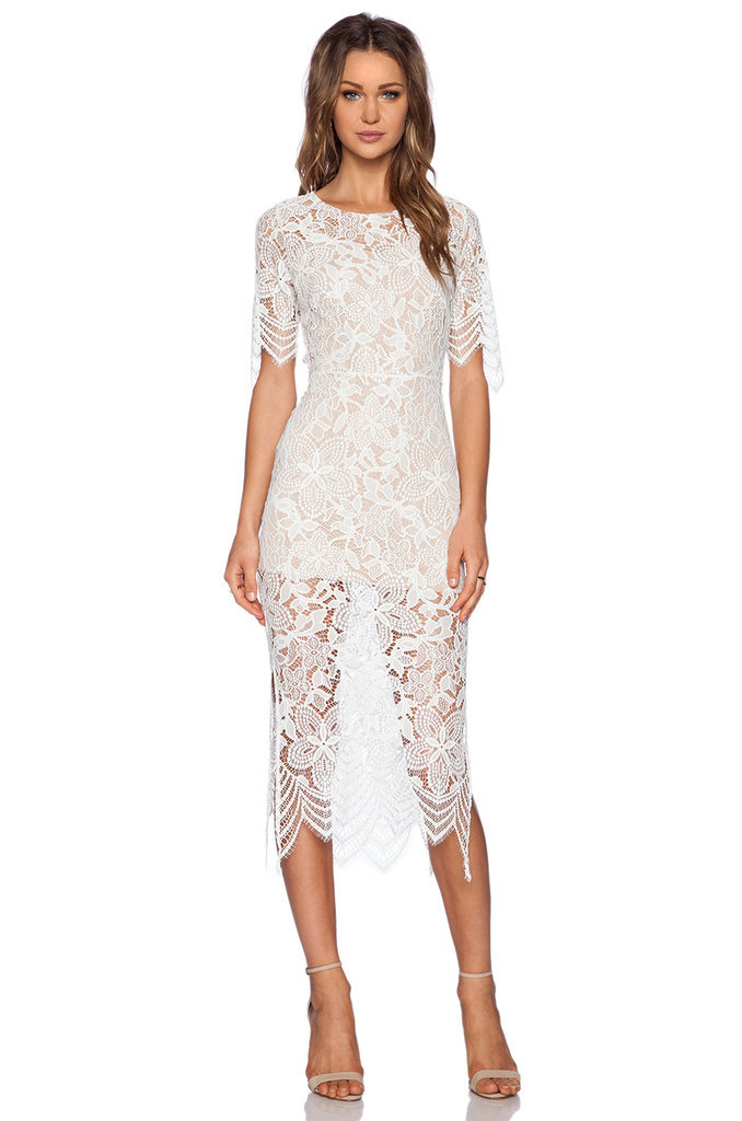For Love & Lemons Luna Maxi Dress ($246)