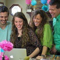 Duggars laugh about 200 grandkids, but they might get even more