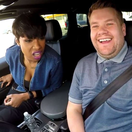 Jennifer Hudson Sings at the Drive-Through With James Corden