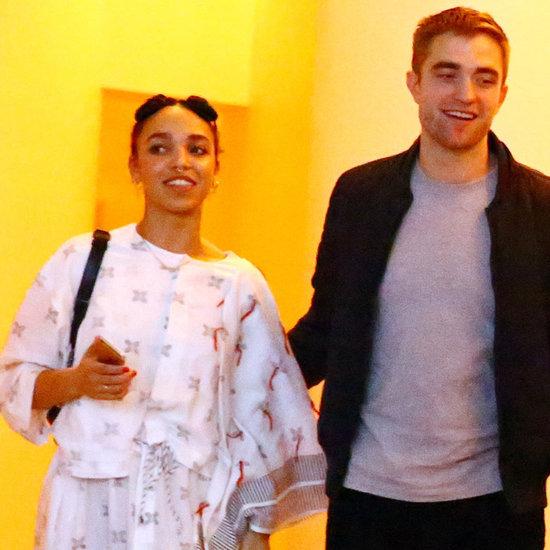 Robert Pattinson and FKA Twigs Dancing at Coachella | Video
