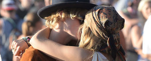Gigi Hadid and Cody Simpson Get Handsy