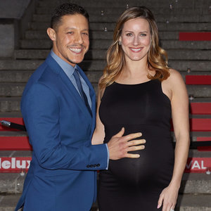 Sons of Anarchy Star Theo Rossi and Wife Having a Baby
