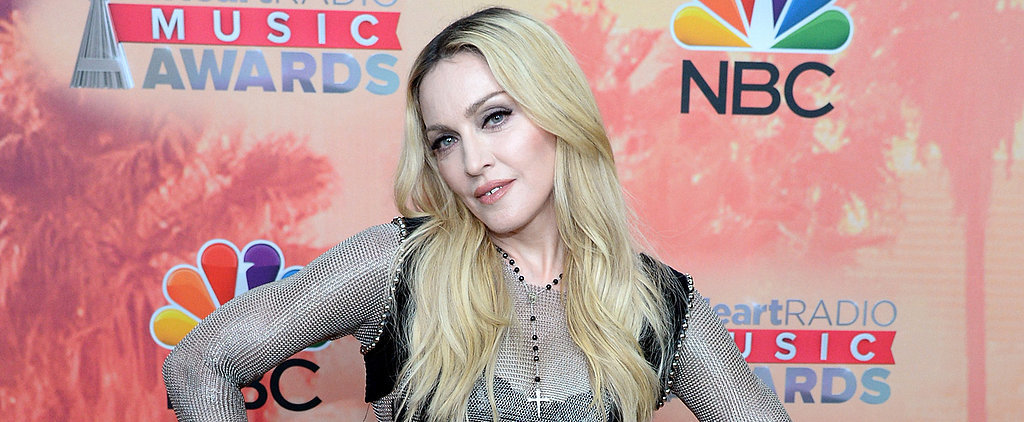 Madonna Shuts Down Haters With a Sweet Instagram of Her Daughter