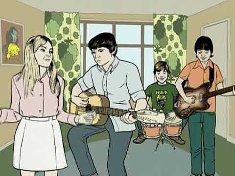 """Young Folks"" by Peter Bjorn and John"