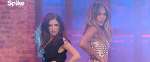 Anna Kendrick Joins Forces With Jennifer Lopez's Booty on Lip Sync Battle