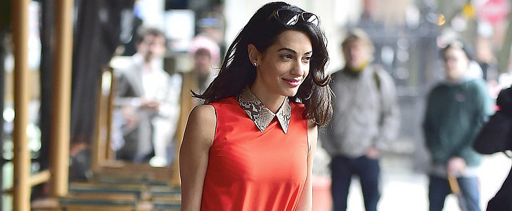 You Won't Believe How Influential Amal Clooney's Style Is