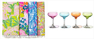 Why We're Lusting After the Lilly Pulitzer For Target Home Collection