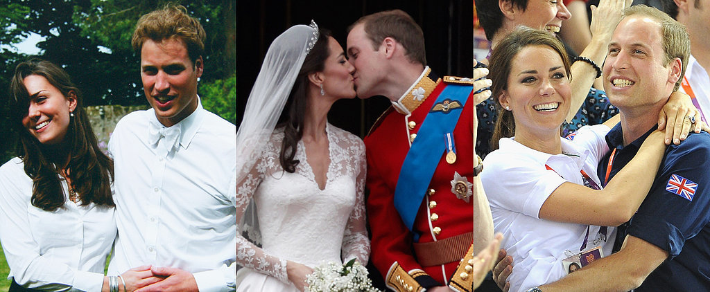 Prince William and Duchess Kate's Royal Road to Baby #2