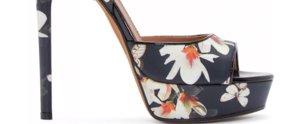 Trending Now: Floral Heels