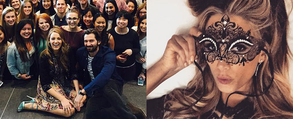 Celeb Tweets of the Week: Hamish Blake, Blake Lively, Delta Goodrem and More!