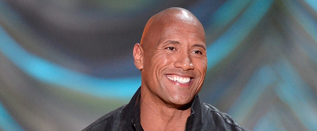 The Rock Spends More Money on Face Cream Than You Do