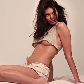 Kendall Jenner's Sexy GQ Photo Shoot | Video