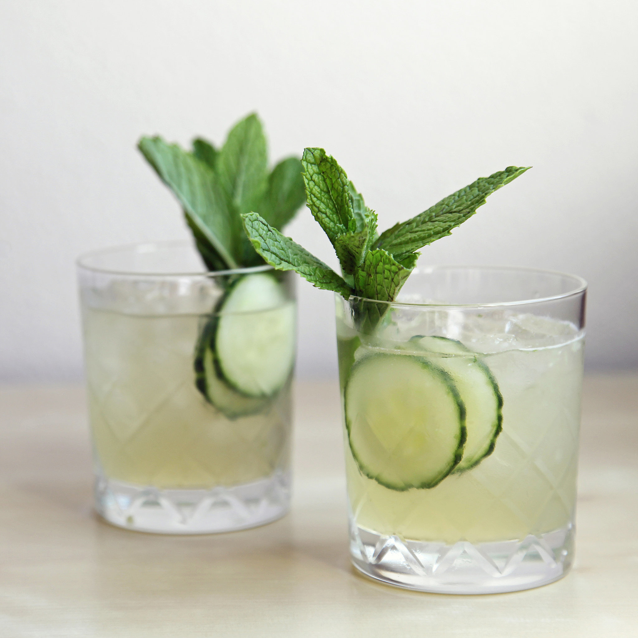 Chill Out With This Green Tea Lime Cooler   FitSugar   Bloglovin'