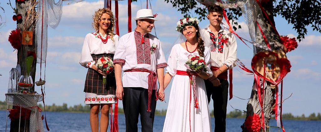 19 Stunning Wedding Dresses From Around the World