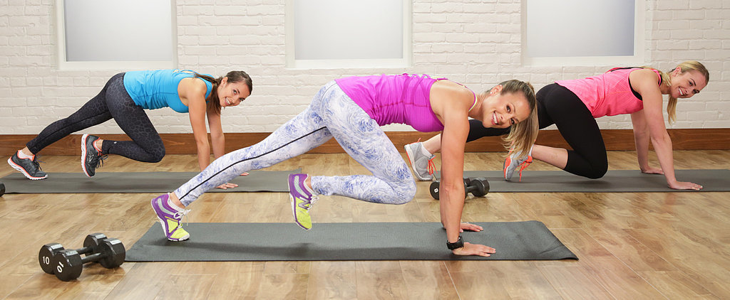 300-Calorie-Burning Video Workout