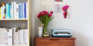 inspirational art prints popsugar home. Black Bedroom Furniture Sets. Home Design Ideas