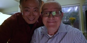 George Takei And Brad Takei Tackle A 'Mean Meme' In The Second Episode Of Their Web Series, 'It Takeis Two'