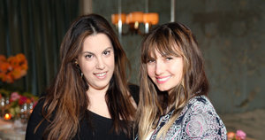 Mary Katrantzou Partied at Bergdorf Goodman Last Night