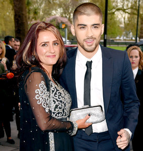 Zayn Malik Surfaces at Asian Awards 2015 With Shaved Head After One Direction Departure