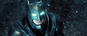 Batman v Superman's Official Trailer Is Here and Ben Affleck Is Looking Good