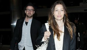 PHOTO! Meet Jessica Biel And Justin Timberlake's Newborn Son, Silas