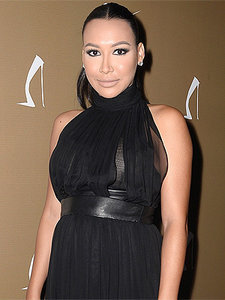 Naya Rivera Shows Off Growing Baby Bump in a Teeny Bikini - See the Photo