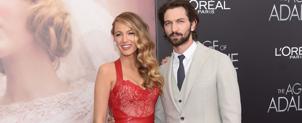 Blake Lively Stuns in Red at The Age of Adaline Premiere in New York