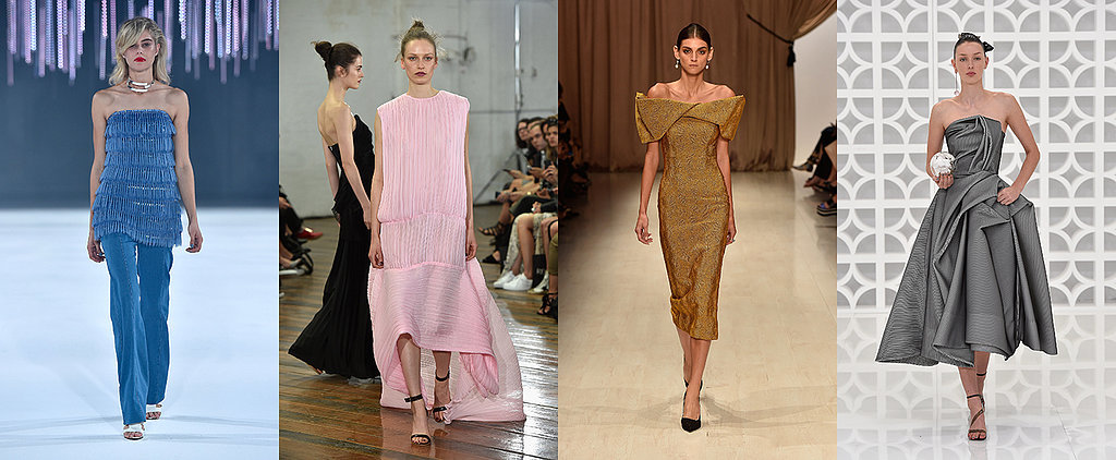 These Are the 7 Runway Trends You Need For Spring