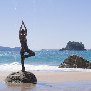 Beautiful Beach Vacations for You to Get Your Yoga Om