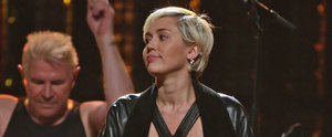 Miley Cyrus Pays Homage to Joan Jett With Her Pasties