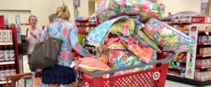 The Craziest Photos From #LillyForTarget
