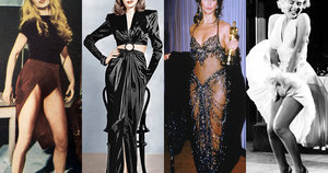 The Sexiest Dresses of All Time