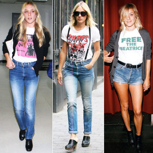 The Art Of Being Chloe Sevigny: Snag Her Off-Duty Style