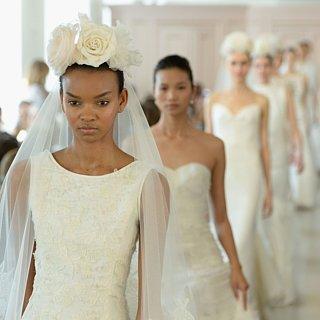 Die 5 größten Brautmoden-Trends für den Frühjahr/Sommer 2016