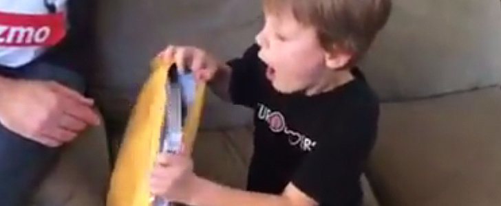Watch a 7-Year-Old Star Wars Fan Get the Letter of His Dreams From Lucasfilm