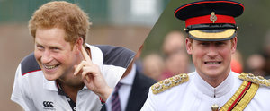 A Guide to Prince Harry's Goofiest Facial Expressions