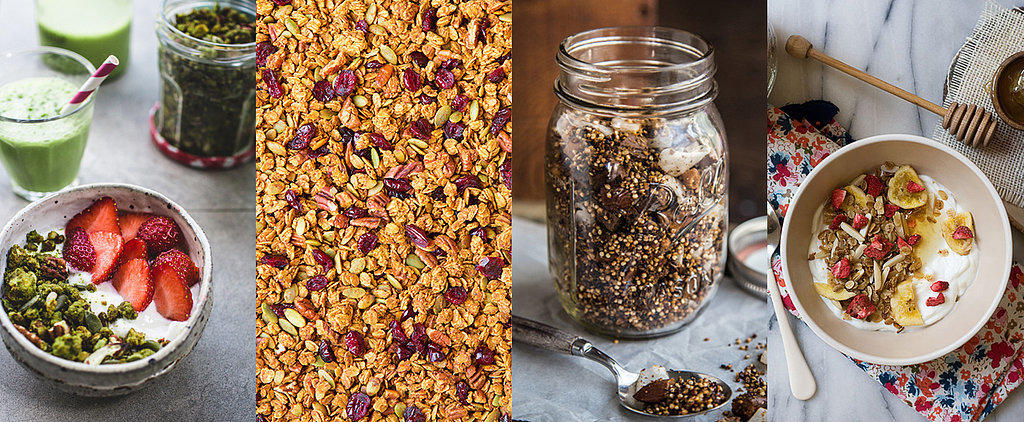 15+ Granola Recipes That'll Make Mornings Much More Bearable