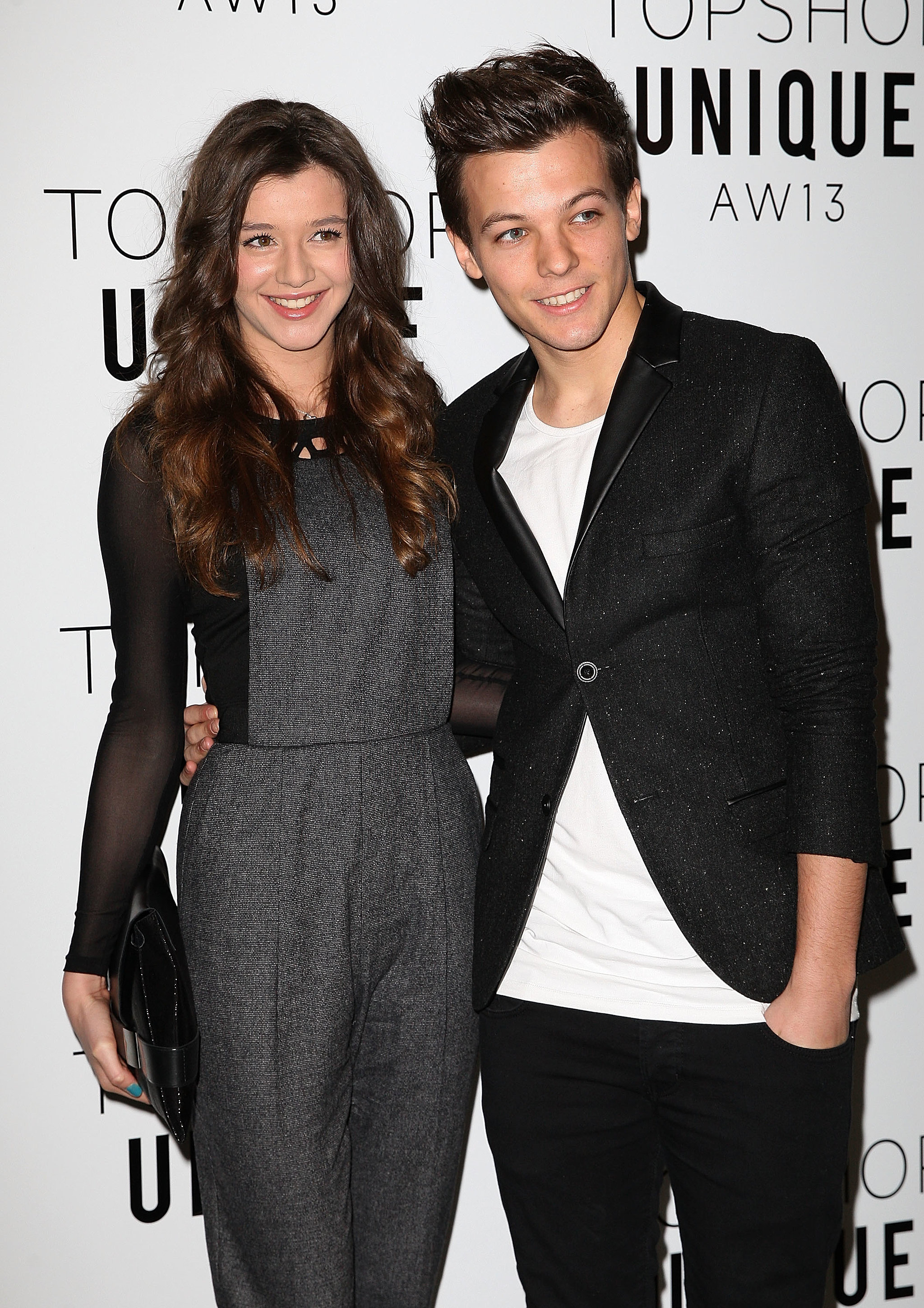Louis Tomlinson and Eleanor Calder | 24 Celebrity Couples ...