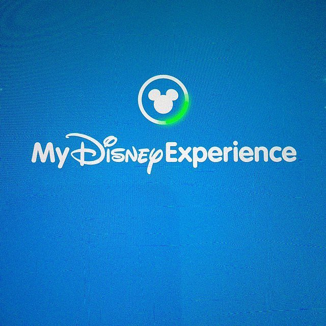 Download the My Disney Experience App