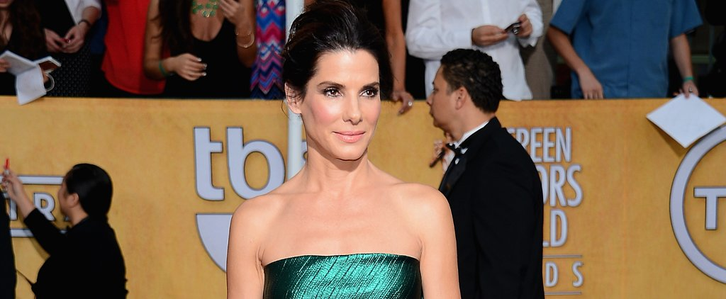 11 Times Sandra Bullock Earned the Title of Most Beautiful Woman