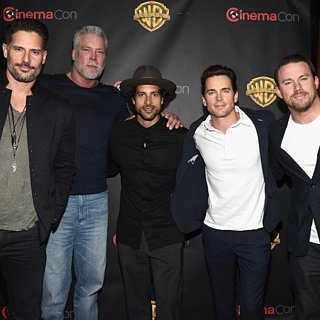 These Hot Pics of the Magic Mike XXL Cast Will Jump-Start Your Day
