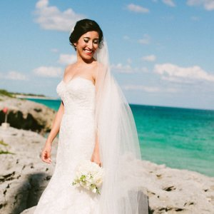 If You've Ever Dreamed of Being a Beach Bride, This Is All the Inspiration You Need