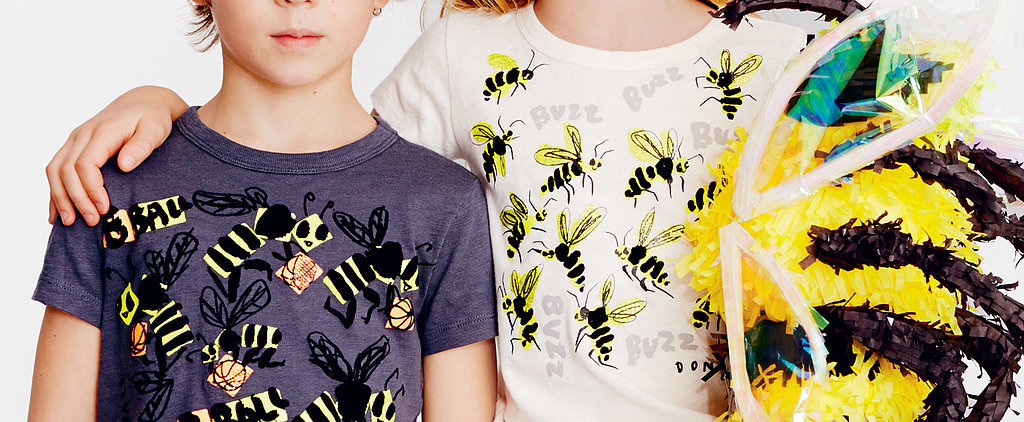Why You'll Want to Wear One of These Save the Bees Tees