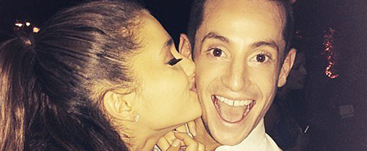 Ariana's Brother, Frankie, Shows Support in the Wake of Her Breakup