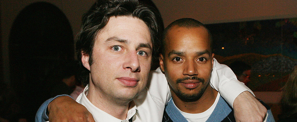 12 Times Zach Braff and Donald Faison Had the Ultimate Bromance