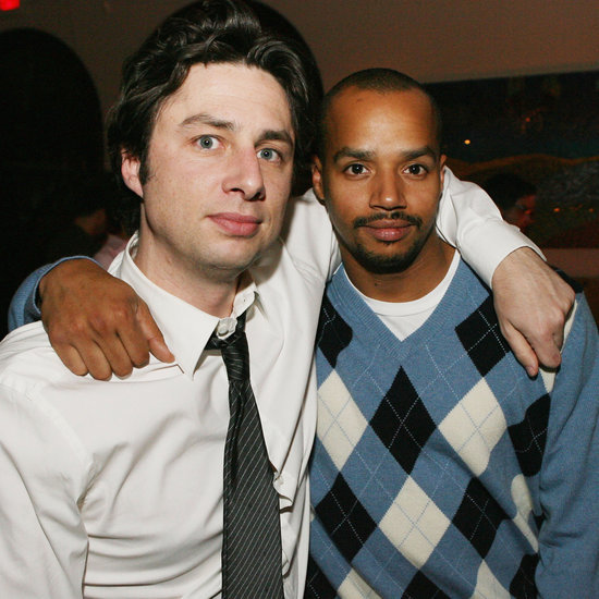 Zach Braff and Donald Faison's Friendship in Real Life