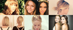 10 Cute Celebrity Hair Ideas to Copy For the Weekend