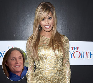 Bruce Jenner's Diane Sawyer Interview: Laverne Cox and More Celebs Embrace His Bravery -- Read Their Reactions Here