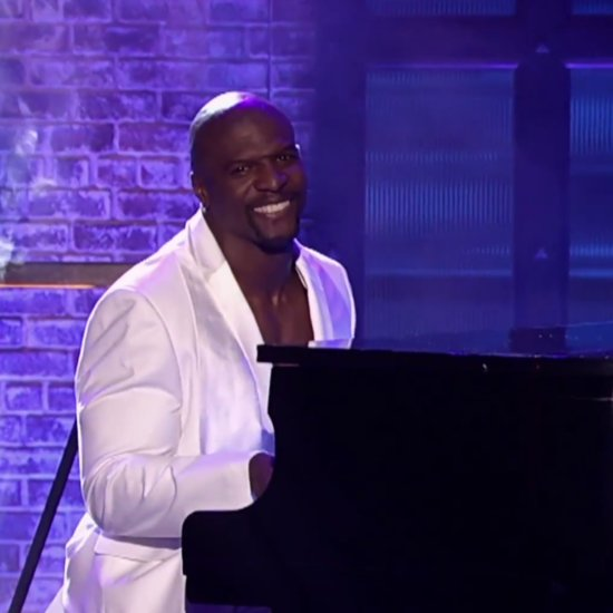 Terry Crews and Mike Tyson Lip Sync Battle April 2015